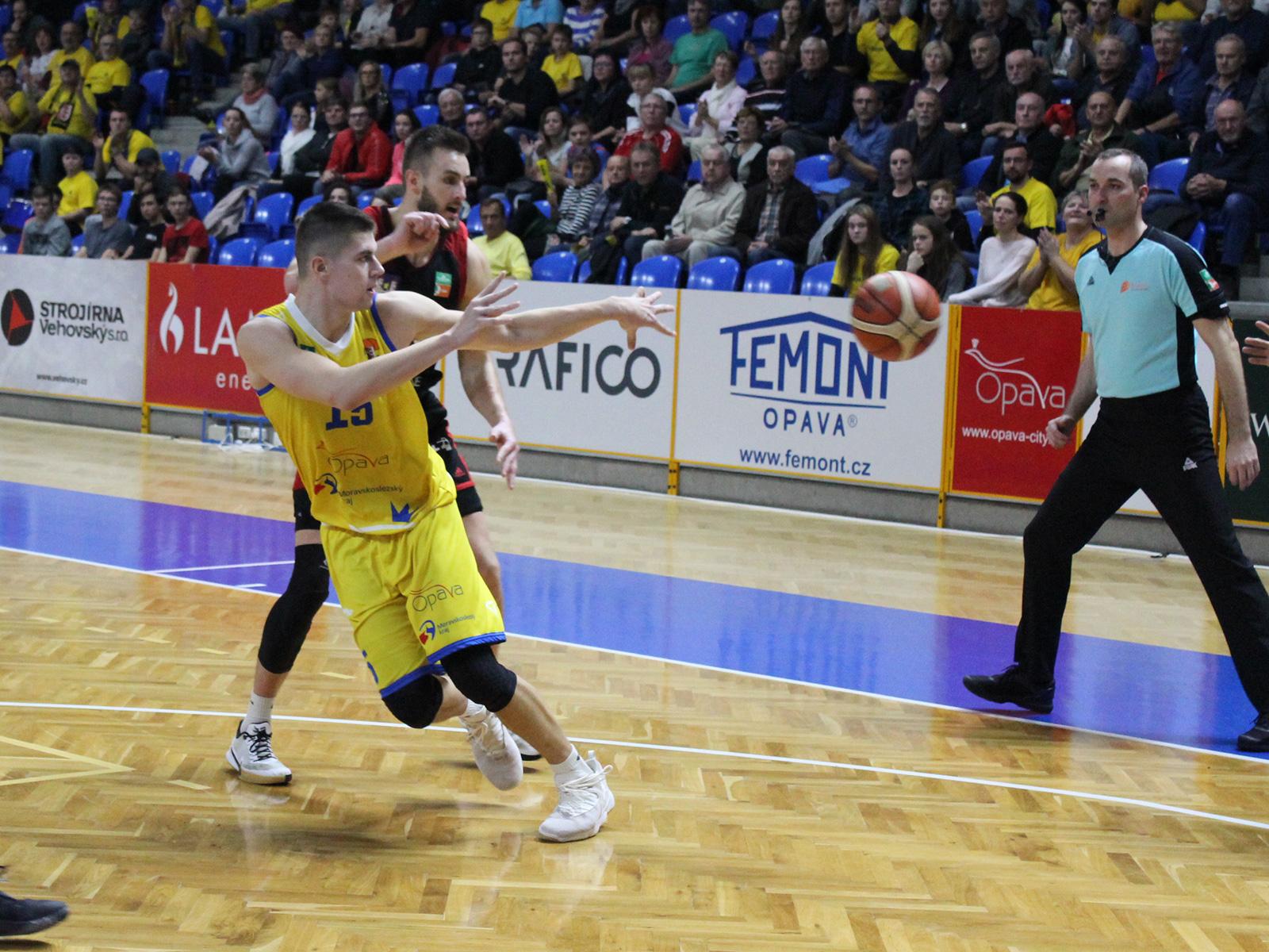USK má teď nejlepší formu v lize, varuje Václav Bujnoch